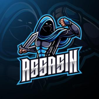 Logotipo de asesino