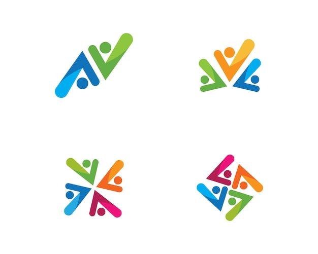 Logotipo de atención a la comunidad
