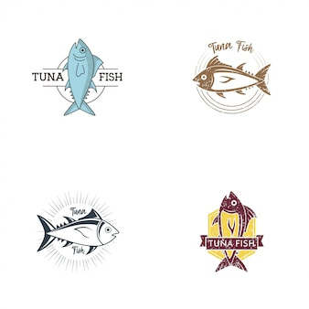 Logotipo de atún