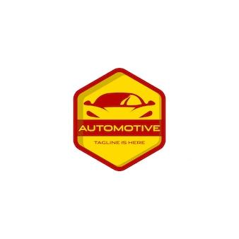 Logotipo automotriz del coche