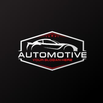 Logotipo automotriz