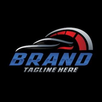 Logotipo de automóvil automotriz