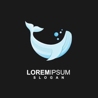 Logotipo de la ballena