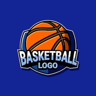 Logotipo de baloncesto