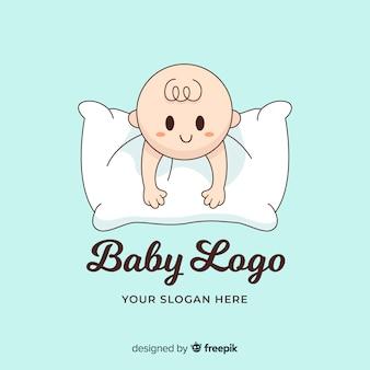 Logotipo de bebé