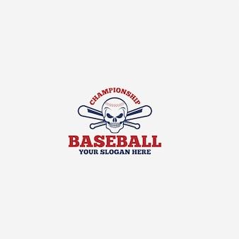 Logotipo de béisbol