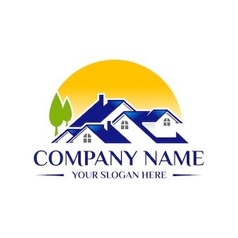 Logotipo de bienes inmuebles