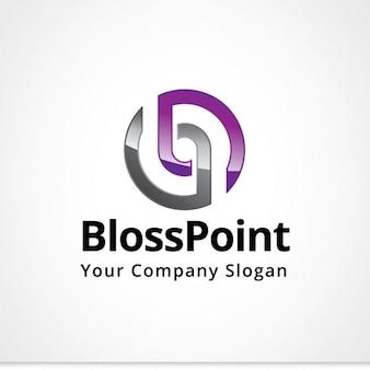 Logotipo de bloss point