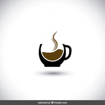 Logotipo del café