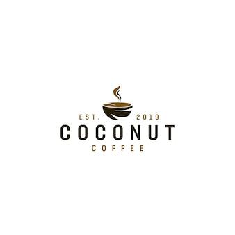 Logotipo de café