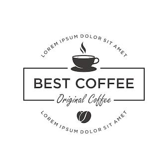 Logotipo de la cafetería