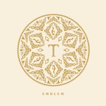 Logotipo caligráfico