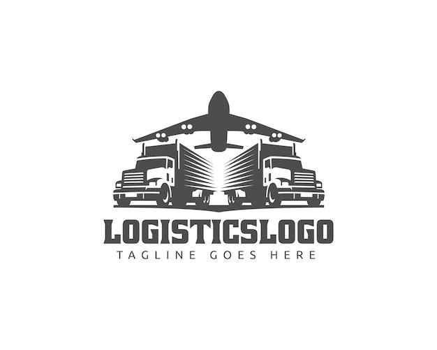 Logotipo de camión