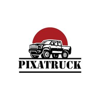 Logotipo del camión