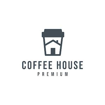 Logotipo de la casa de café