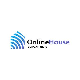 Logotipo de la casa inteligente