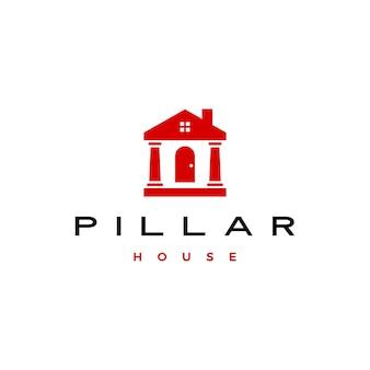 Logotipo de la casa del pilar
