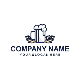Logotipo de cerveza