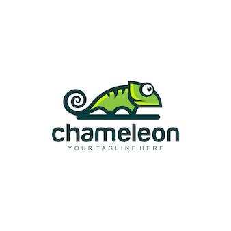 Logotipo de chameleon
