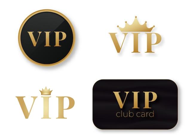 Logotipo del club vip.