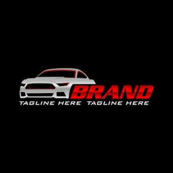 Logotipo del coche