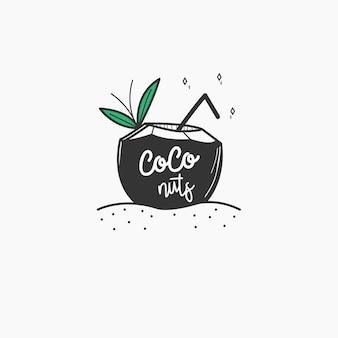 Logotipo de coconuts
