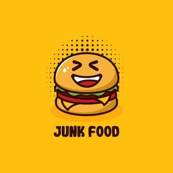 Logotipo de comida chatarra