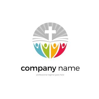 Logotipo de la comunidad cristiana