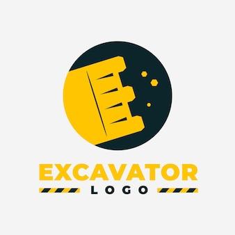 Logotipo de construcción