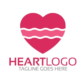 Logotipo del corazón