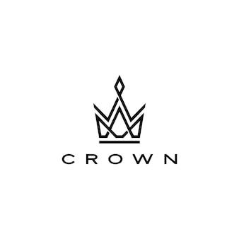 Logotipo de la corona