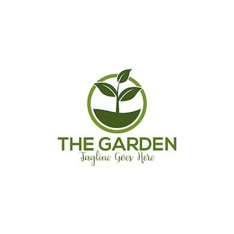 Flor loto logo fotos y vectores gratis for Logos de jardines