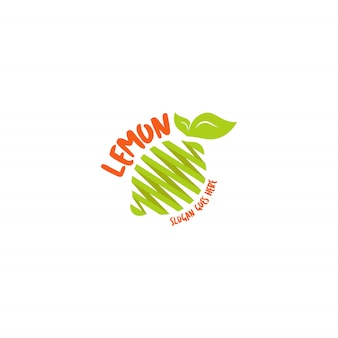 Logotipo de limón