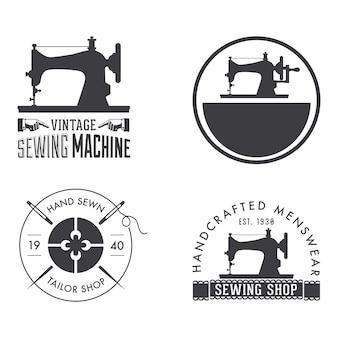 Logotipo de sastre