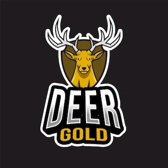 Logotipo de deer esport
