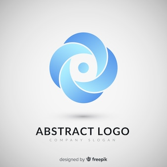 Logotipo degradado