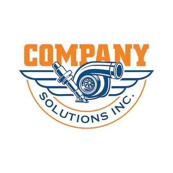 Logotipo de diesel solutions
