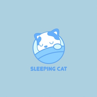 Logotipo para dormir