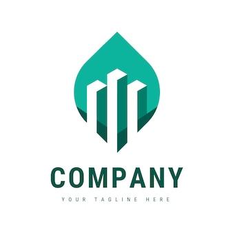 Logotipo de eco city