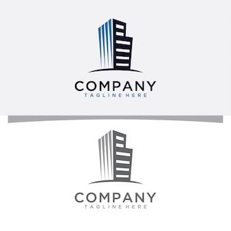 Logotipo del edificio de oficinas