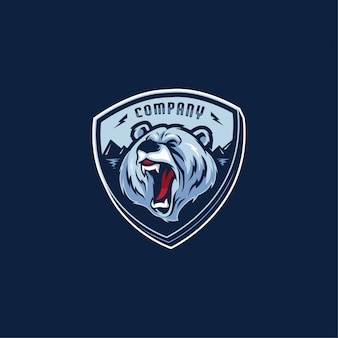 Logotipo de la empresa oso