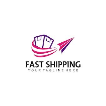 Logotipo de envío