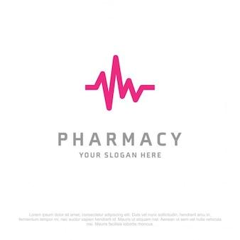 Logotipo farmacia cardio