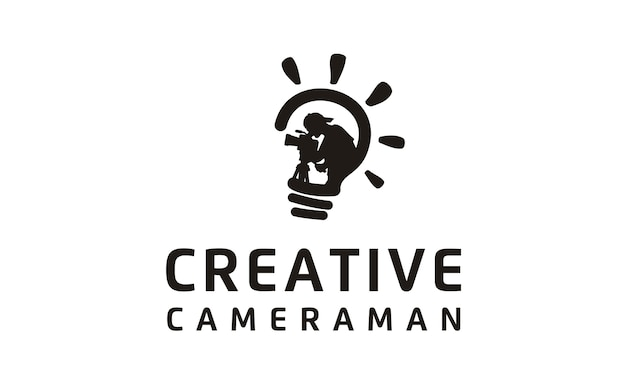 Logotipo de film / movie / video / cinematography