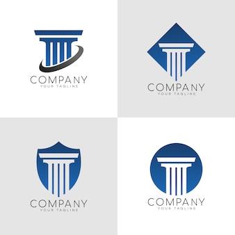 Logotipo de la firma de abogados