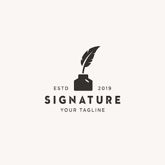 Logotipo de la firma