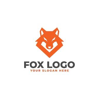 Logotipo de fox head