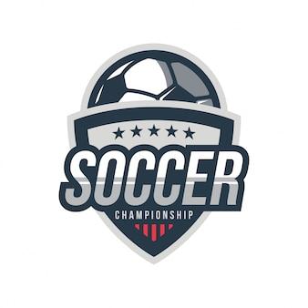Logotipo de fútbol, american logo sports
