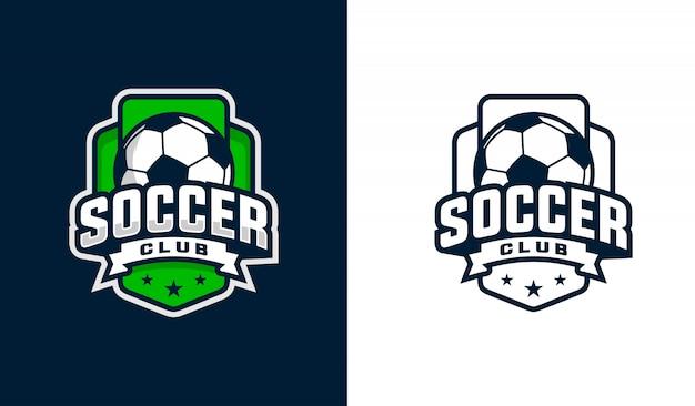 Logotipo de fútbol