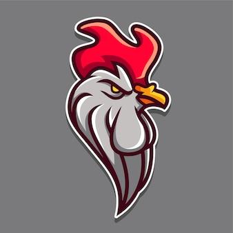 Logotipo de gallo